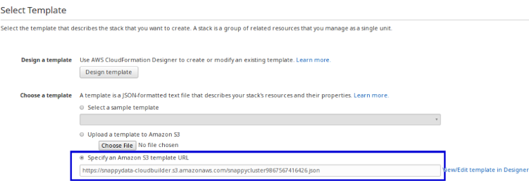 Amazon Web Services (AWS) - SnappyData Documentation v 1 0 2 1